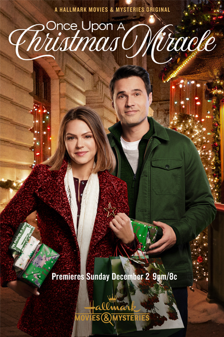 Внезапное чудо на Рождество - Once Upon a Christmas Miracle