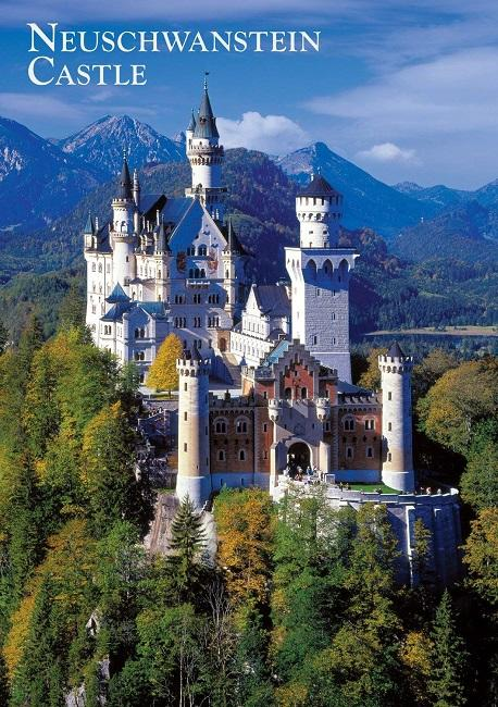 Замок Нойшванштайн - Neuschwanstein Castle