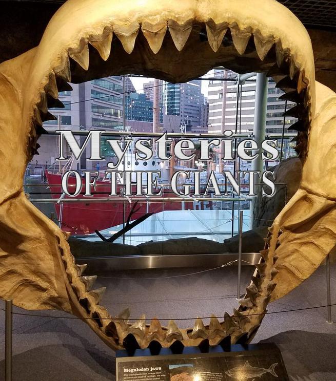 Загадки исчезнувших великанов - Mysteries of the Giants