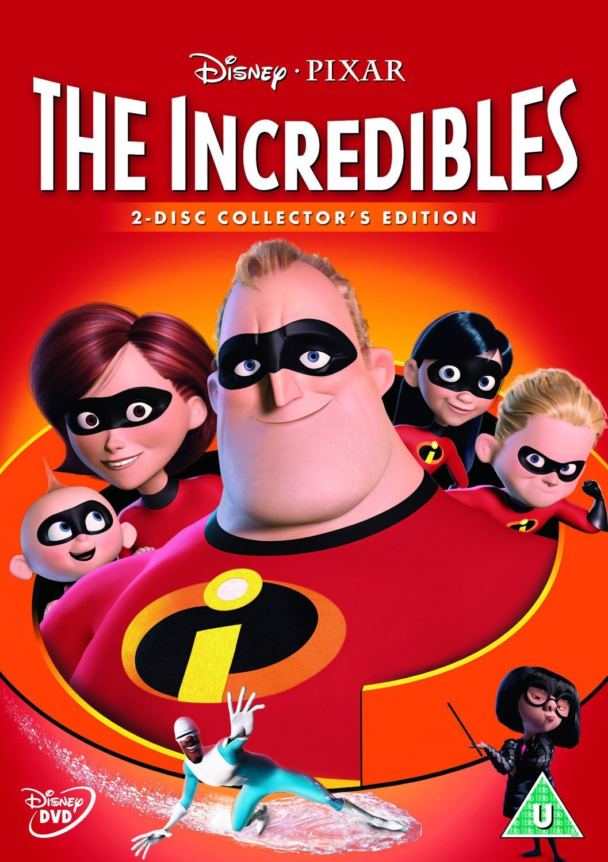 Суперсемейка 2. Бонус диск - Incredibles 2. Bonuces