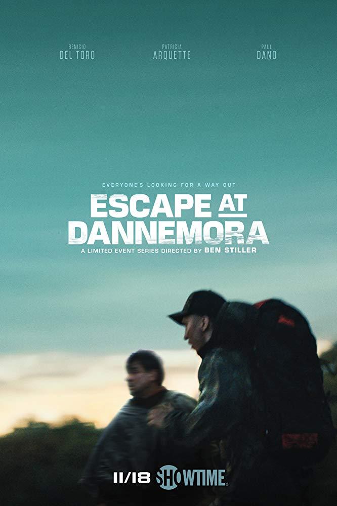 Побег из тюрьмы Даннемора - Escape at Dannemora