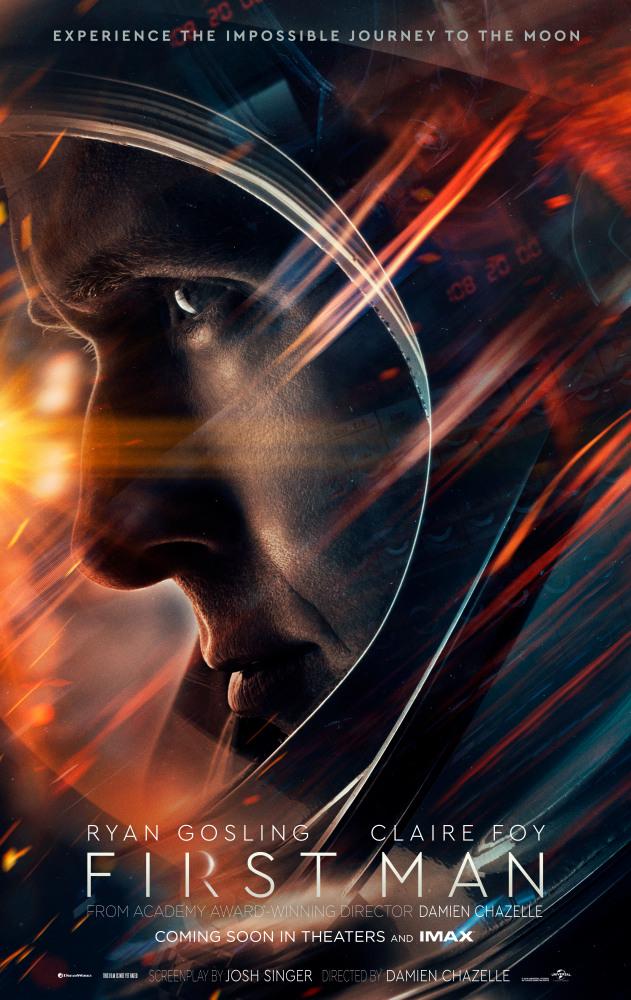 Человек на Луне - First Man