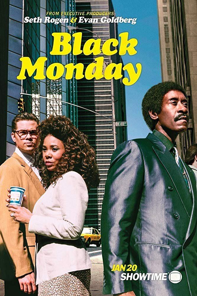 Чёрный понедельни - Black Monday