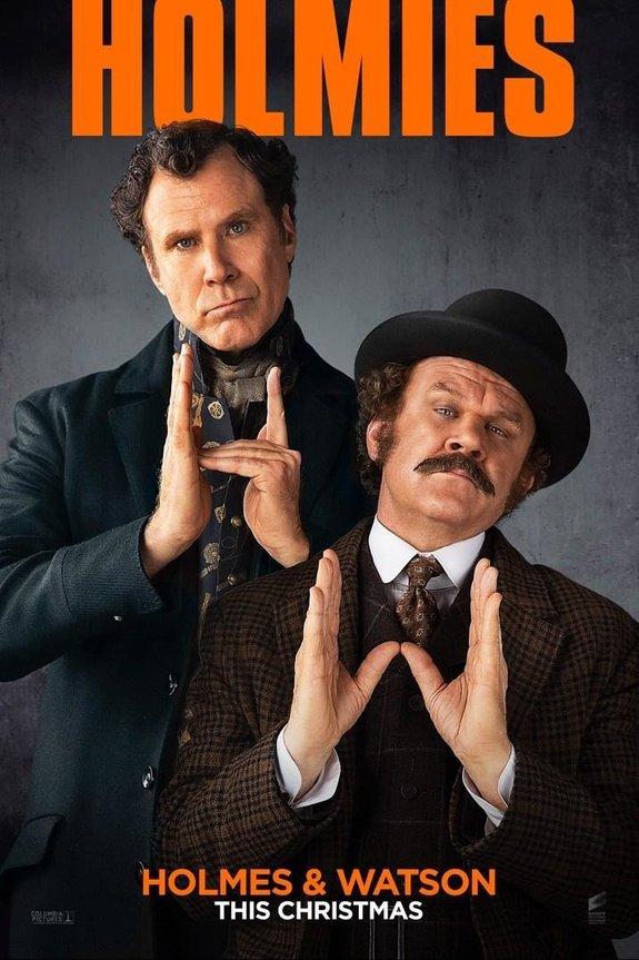 Холмс и Ватсон - Holmes and Watson