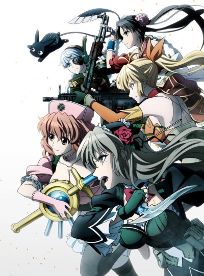 Девочки-волшебницы: Специальная операция - Mahou Shoujo Tokushusen Asuka