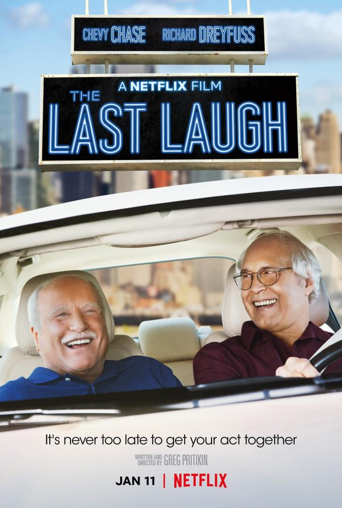Смеяться последним - The Last Laugh