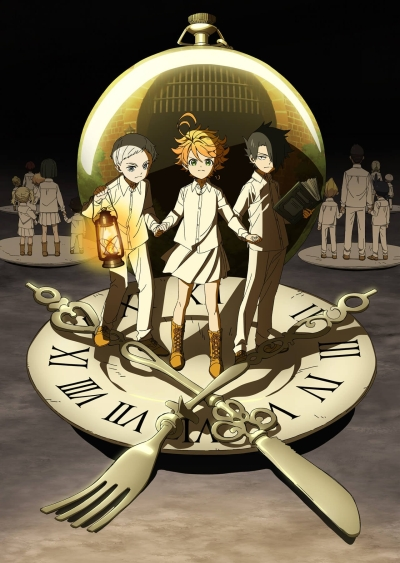 Обещанный Неверленд - Yakusoku no Neverland