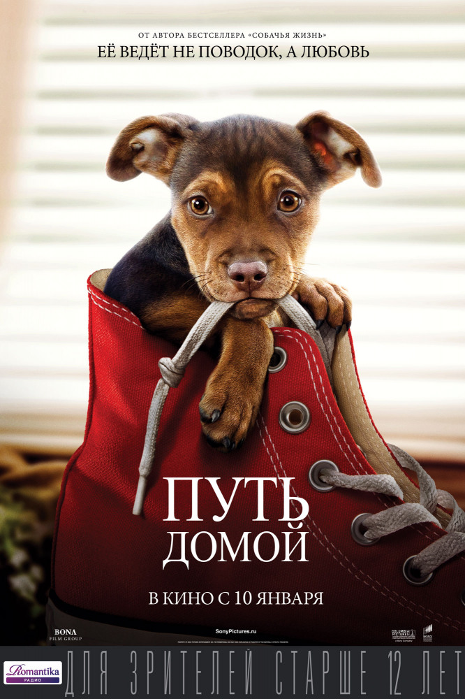 Путь домой - A Dog°s Way Home