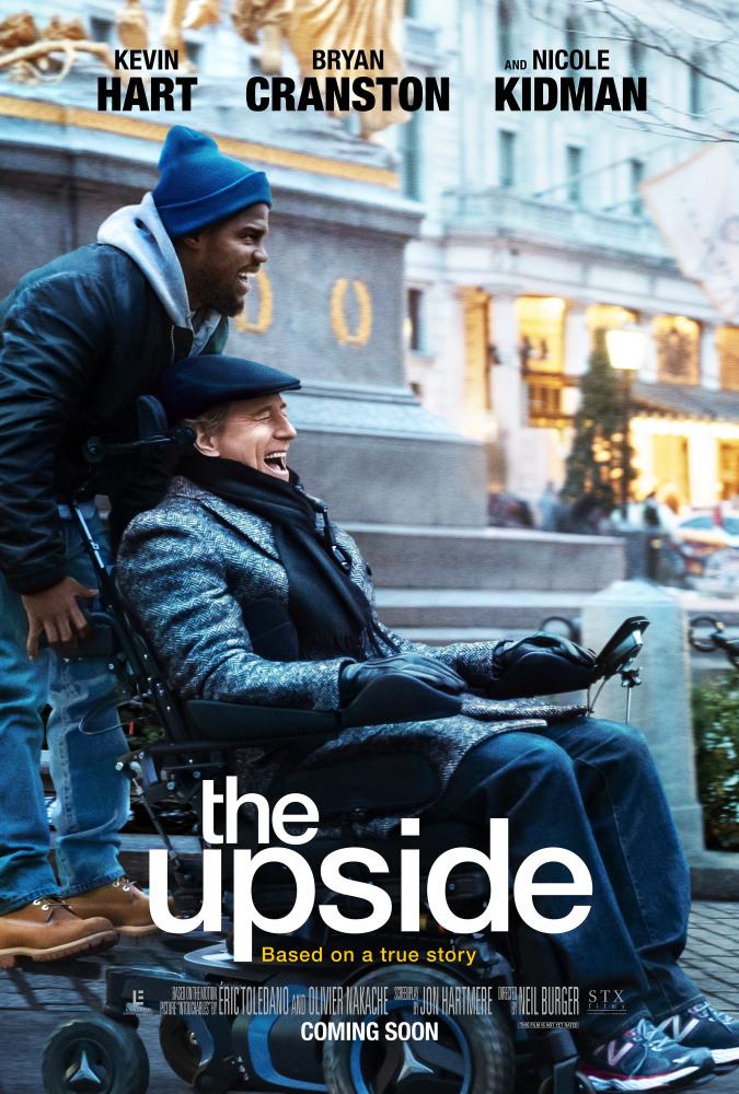 1+1: Голливудская история - The Upside