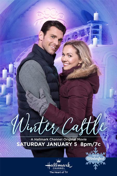 Снежный дворец - Winter Castle of Love