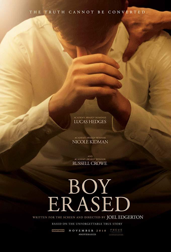 Стёртая личность - Boy Erased