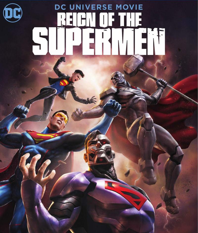 Господство Суперменов - Reign of the Supermen