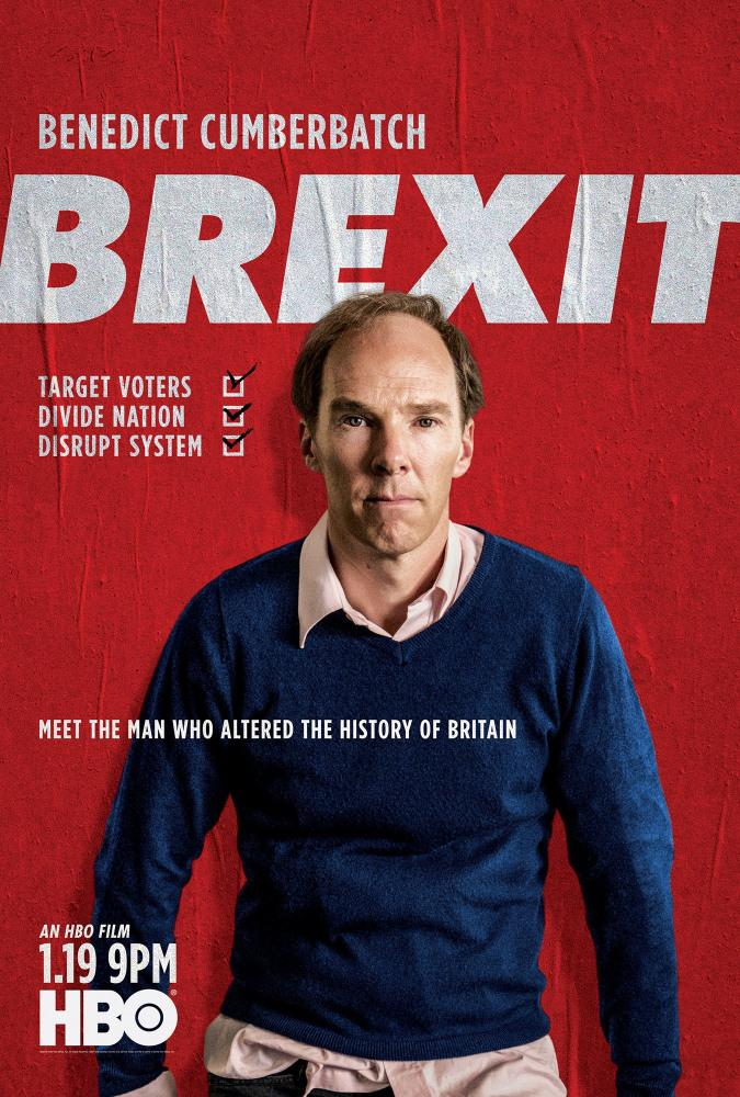 Брекзит - Brexit- The Uncivil War