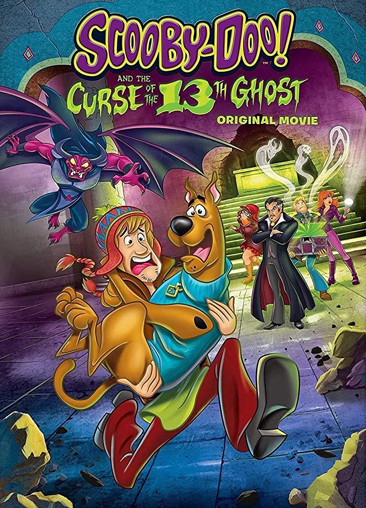 Скуби-Ду и проклятье тринадцатого призрака - Scooby-Doo! and the Curse of the 13th Ghost