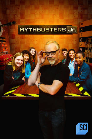 Разрушители легенд. Дети - Mythbusters Jr.