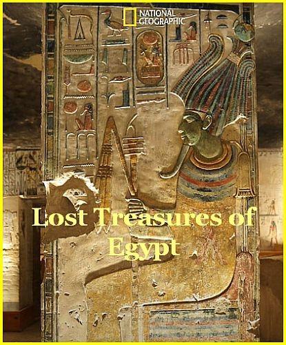 National Geographic: Затерянные сокровища Египта - Lost Treasures of Egypt
