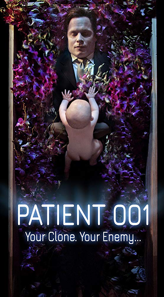 Пациент 001 - Patient 001