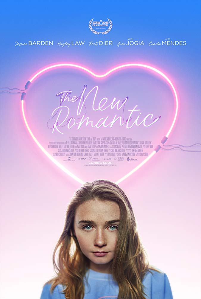 Новый роман - The New Romantic