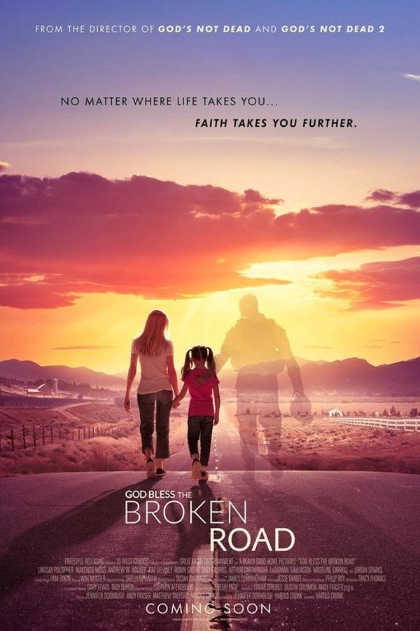 Господь, благослови этот извилистый путь - God Bless the Broken Road