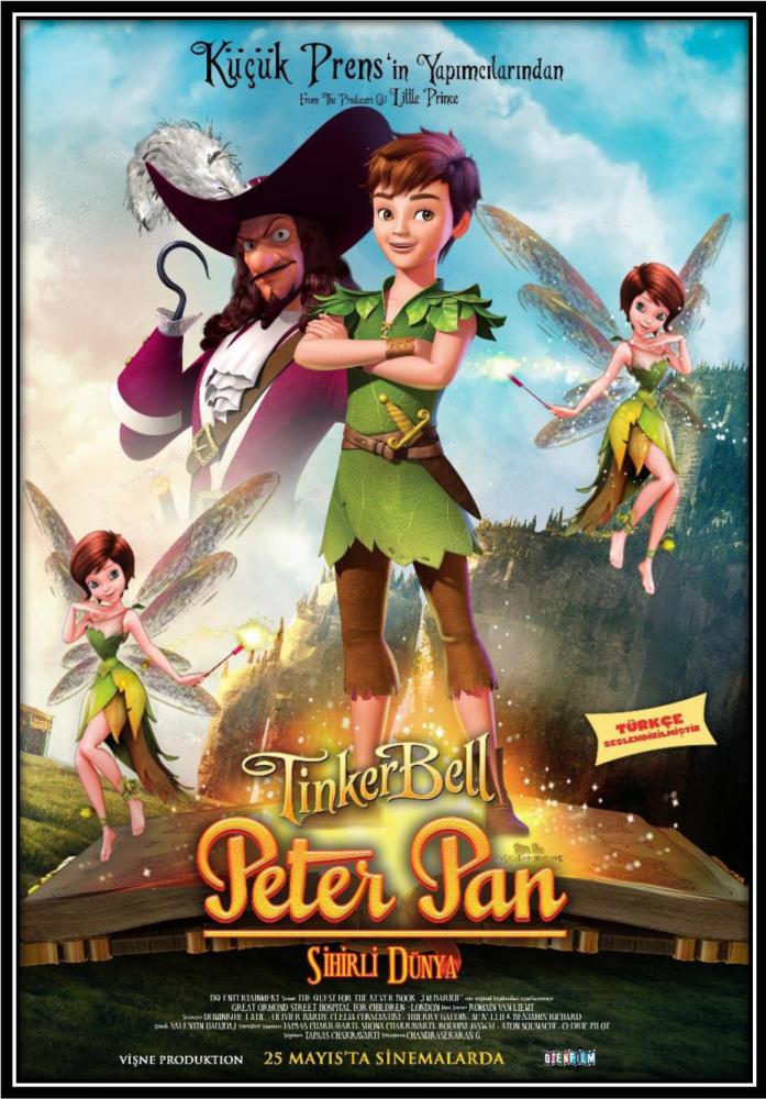 Питер Пэн: В поисках магической книги - Peter Pan- The Quest for the Never Book