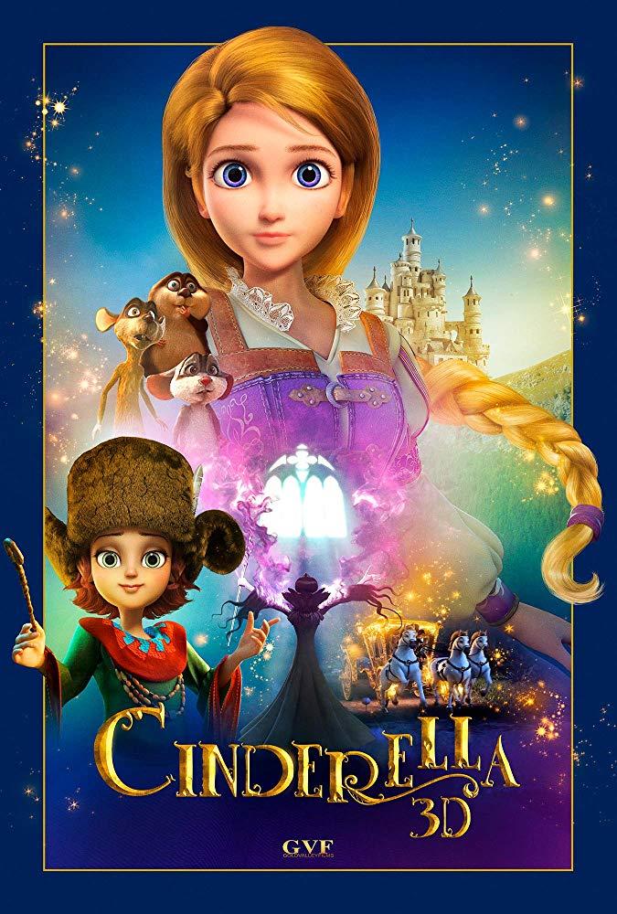 Золушка и тайный принц - Cinderella and the Secret Prince