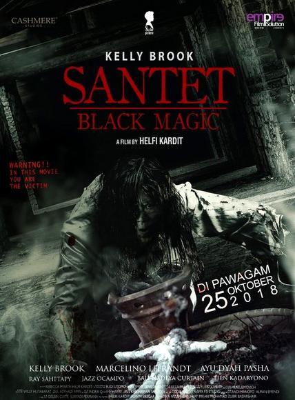 Чёрная магия - Santet