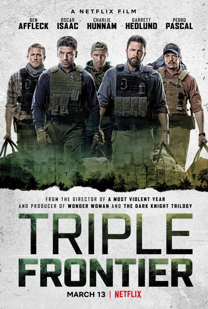 Тройная граница - Triple Frontier