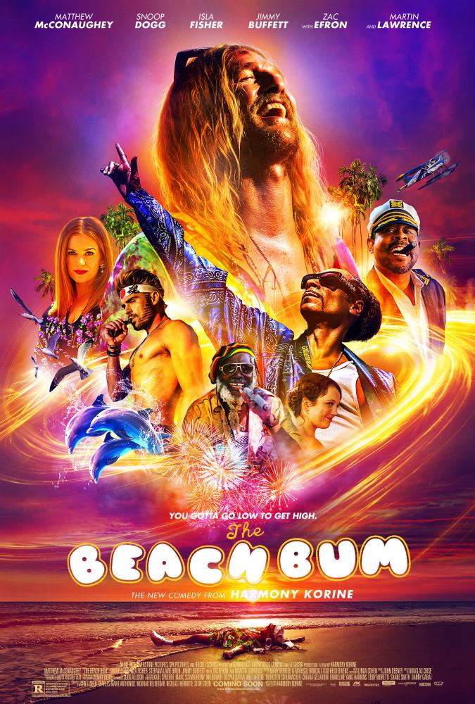 Пляжный бездельник - The Beach Bum