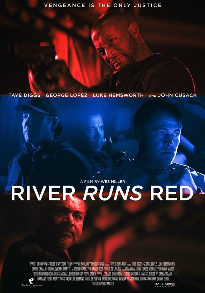 Красная река - River Runs Red