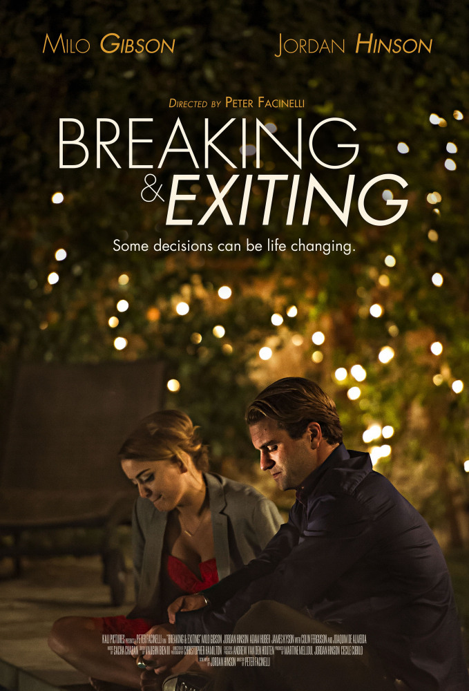 Проникновение и бегство - Breaking & Exiting