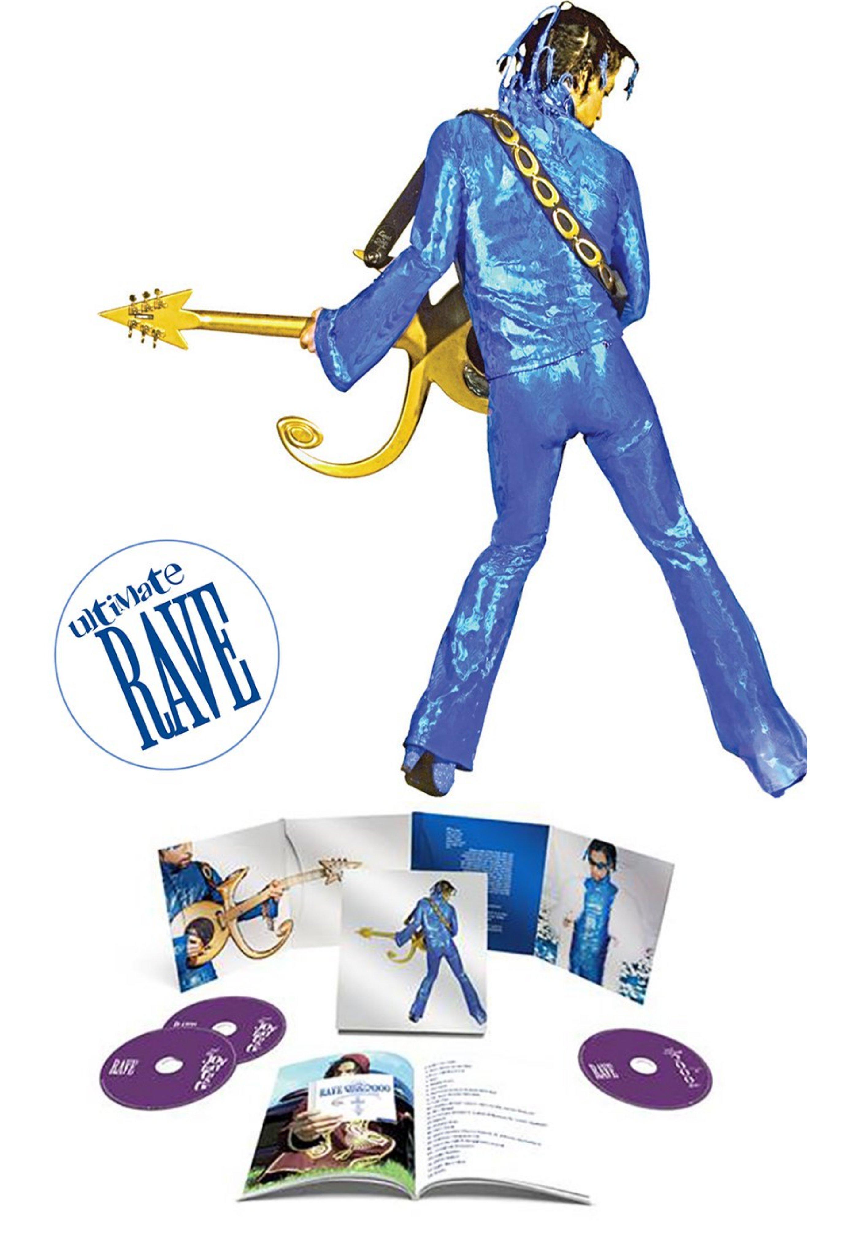 Prince - Ultimate Rave