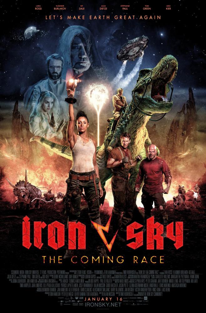Железное небо2 - Iron Sky- The Coming Race