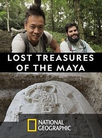 National Geographic: Затерянные сокровища Майя - Lost Treasures of The Maya