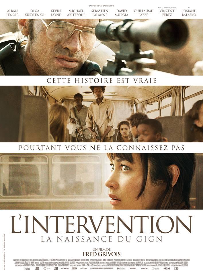 Пятнадцать минут войны - L°intervention
