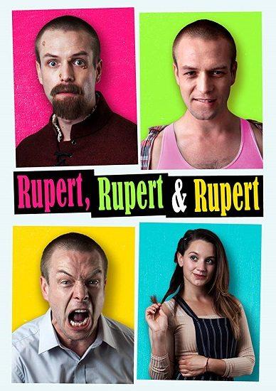 Руперт, Руперт и ещё раз Руперт - Rupert, Rupert & Rupert