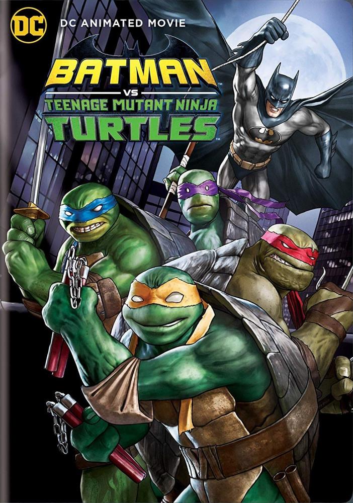 Бэтмен против Черепашек-ниндзя - Batman vs. Teenage Mutant Ninja Turtles