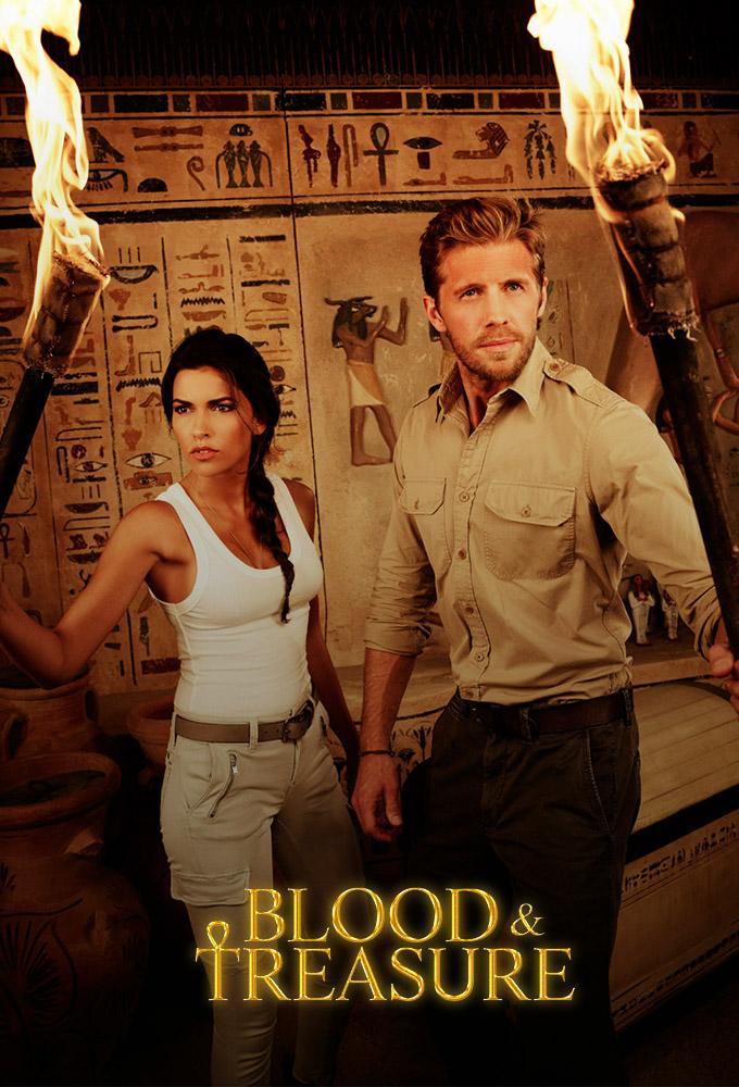 Кровь и сокровища - Blood & Treasure
