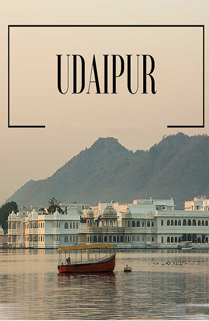 Удайпур - Udaipur