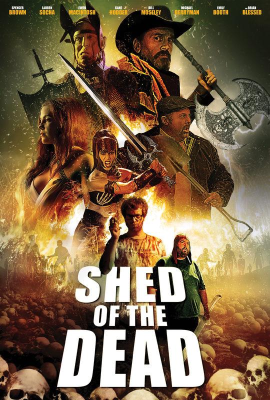Сарай мертвецов - Shed of the Dead