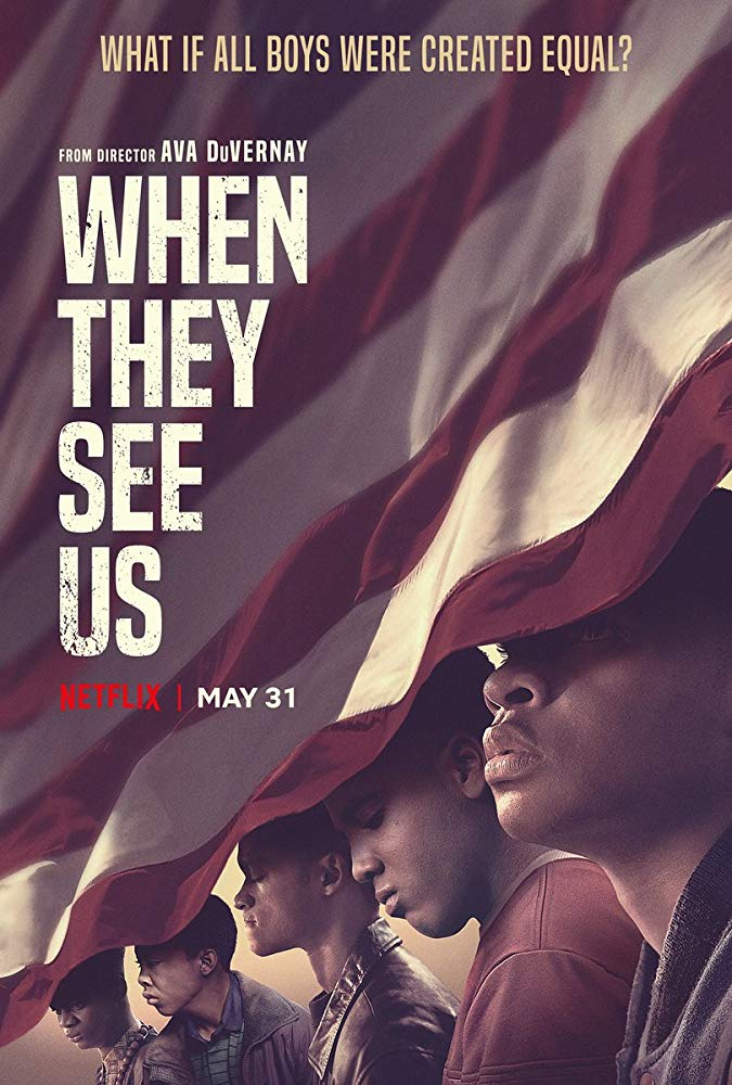 Когда они нас увидят - When They See Us