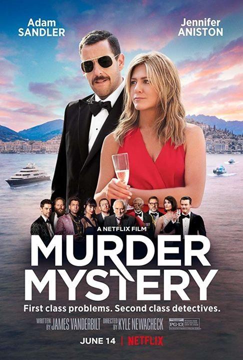 Загадочное убийство - Murder Mystery