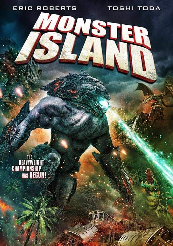 Остров монстров - Monster Island