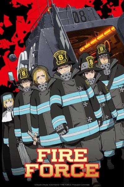Пламенная бригада пожарных - Enen no Shouboutai