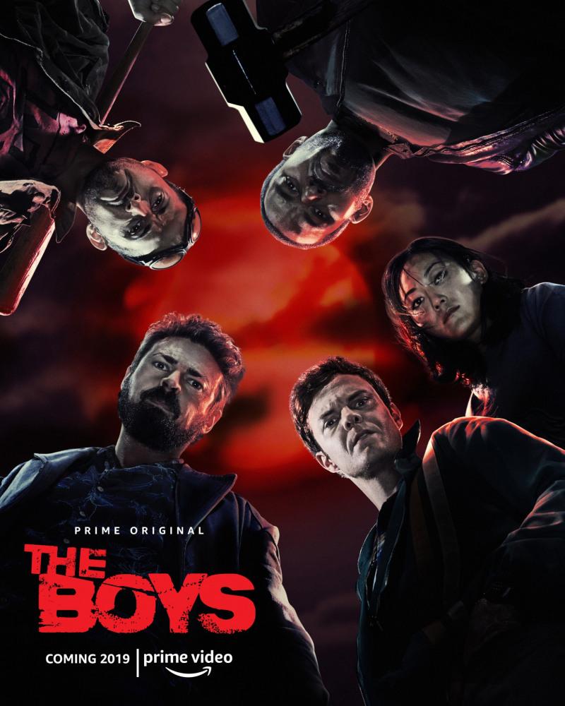 Пацаны - The Boys