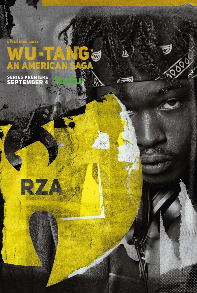 Wu-Tang: Американская сага - Wu-Tang- An American Saga
