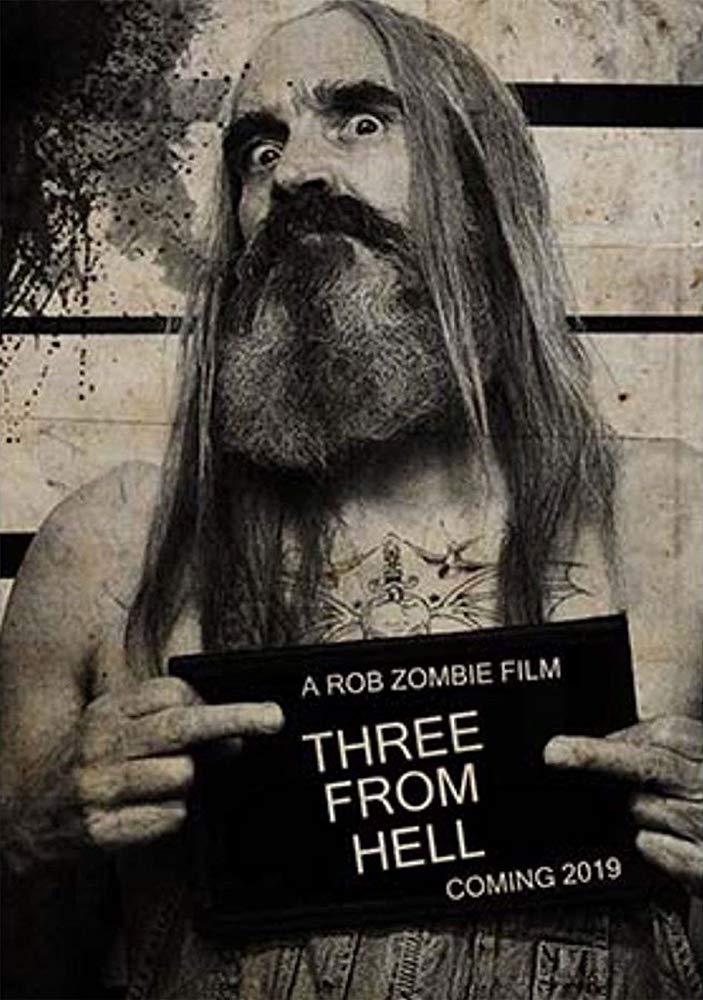 Трое из ада - Three From Hell