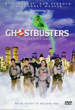 Охотники за привидениями - Ghost Busters