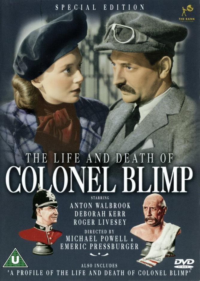 Жизнь и смерть полковника Блимпа - The Life and Death of Colonel Blimp
