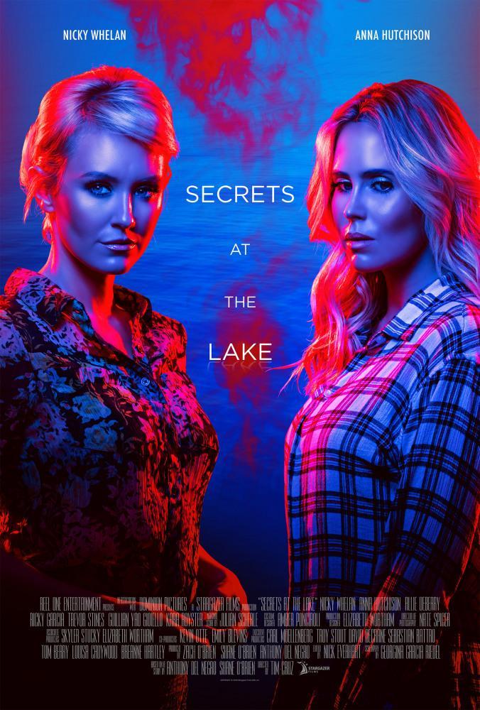 Пригородное убийство - Secrets at the Lake