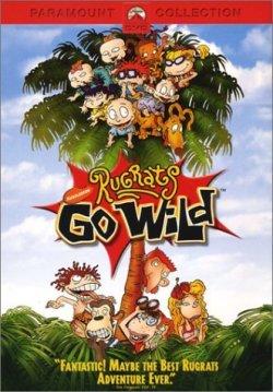 Карапузы встречаются с Торнберри - Rugrats Go Wild